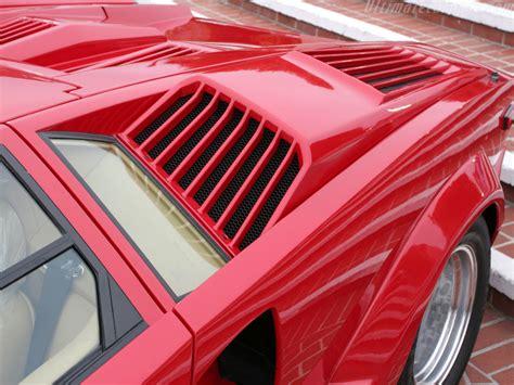 Lamborghini Countach 25th Anniversary High Resolution ...