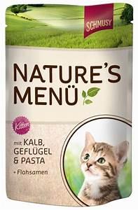 Bestes Katzenfutter Nass : schmusy natures men kitten kalb 24 x 100g pouchbeutel ~ Watch28wear.com Haus und Dekorationen