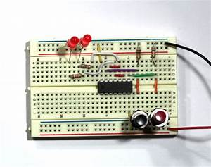 Electronics Projects  How To Build A Latch Circuit