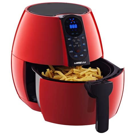fryer air gowise amazon cook usa quart presets programmable qt lowest cooking settings rated wise go digital grab highly right