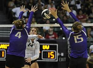 Volleyball players Taylor, Kan up for NCAA Woman of the Year