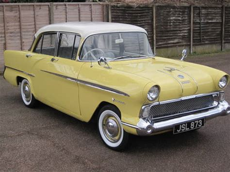 1958 Vauxhall Victor F-type Series 1 Sold