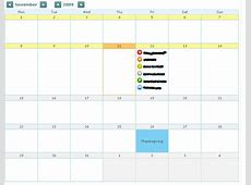 c# Ideas for creating a Calendar control Stack Overflow