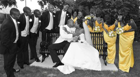 African Wedding Culture And Traditions In Toronto