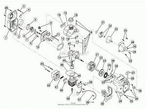 Stihl Fs 56 Rc Parts Diagram