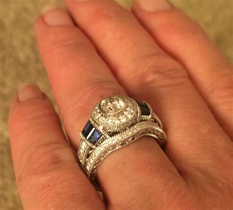 engagement ring weddingbee