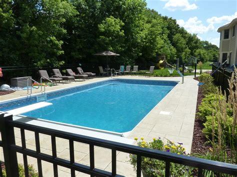 swimming pool landscaping inground pool landscaping ideas completed inground swimming pools pool designs pool