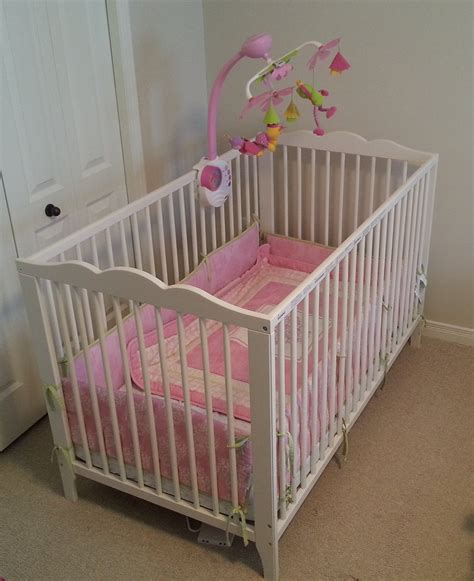 baby bed crib baby cribs ikea designs materials and features homesfeed