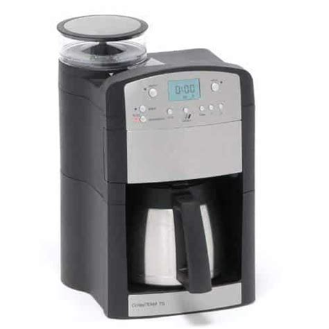 It is one of the common types of the coffee machines which is very easy to beneath you will notice 15 best performing drip coffee makers, with costs covering from around $25 to $250. Top 10 Best Coffee Maker with Grinders in 2020 Reviews | Best coffee maker, Capresso coffee ...