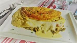 Omelette Mere Poulard : omelette souffl e aux st jacques et poireaux ~ Melissatoandfro.com Idées de Décoration