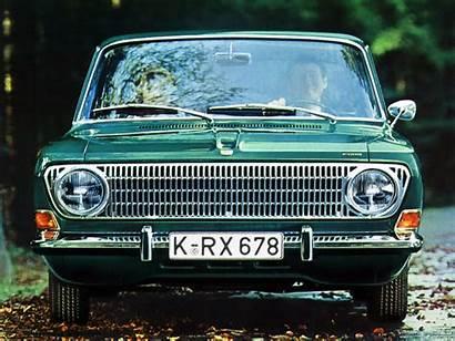 Ford 12m P6 Taunus 1967 Saloon Bokeh