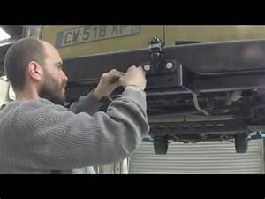 Attelage Trafic 2 : installation d 39 un faisceau d 39 attelage sur trafic youtube ~ Gottalentnigeria.com Avis de Voitures