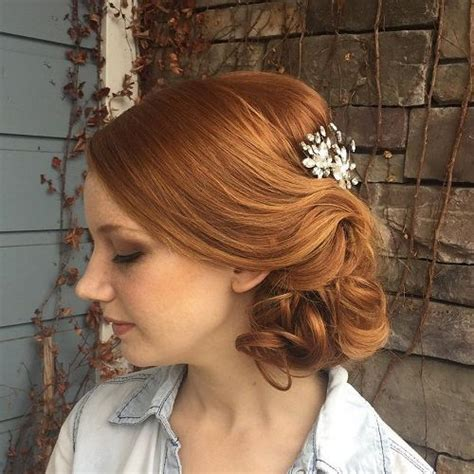 hair styles 1000 ideas about curly updo on side bun 4980