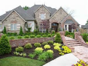free ranch style house plans home landscaping ideas to inspire your own curbside appeal