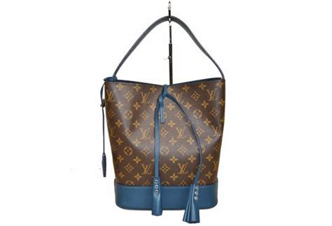 louis vuitton limited edition monogram idole gm blue brown