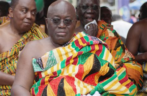Dawn of new era AkufoAddo takes office as 5th President