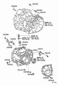 Toyota Rav4 Case  Manual Transmission  Driveline  Mtm