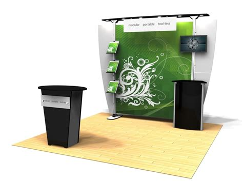 Rfi Stands For by Portable Trade Show Displays In San Diego