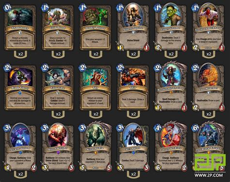 Hearthstone Rogue Deck List by Supper Aggro Rogue Deck 2p Hearthstone Heroes Of