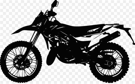 Enduro Motorcycle Royal Enfield Himalayan Silhouette
