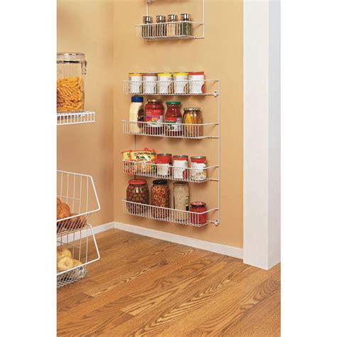 Closetmaid Dish Drainer - closetmaid 19 inch wide 4 tier storage rack pantry kitchen