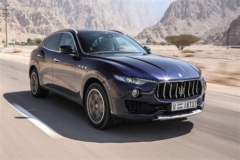 maserati levante  facelift review auto express