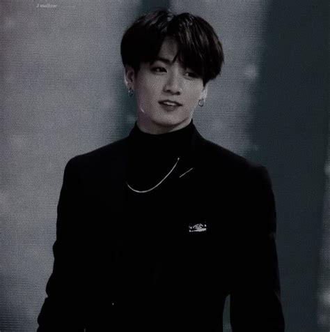jungkook black aesthetic jungkook