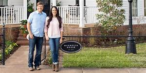 Chip and Joanna Gaines Magnolia House B&B Tour - Fixer