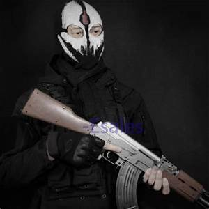 New Call of Duty COD Soldier Balaclava Ghost Mask Skull ...