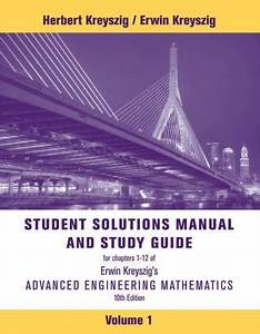 Student Solutions Manual And Study Guide For Chapters 1