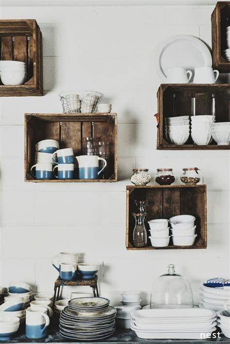 diy kitchen shelving ideas 5 creative kitchen storage ideas you can diy my paradissi