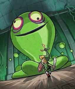 Legend Of Zelda Minish Cap