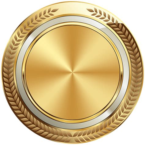 Badge Png by Gold Seal Badge Template Transparent Image Gallery