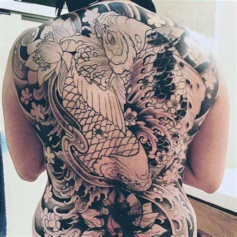 koi fish tattoos  meaning ranked  popularity