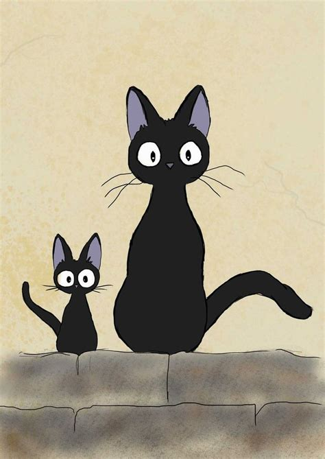 jiji cat wallpaper google search studio ghibli art