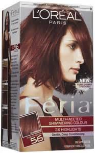 Feria Black Violet Hair Color