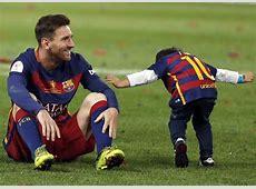 La foto de Messi y su hijo que triunfa en Instagram