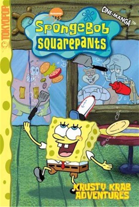 spongebob squarepants volume  krusty krab adventures  stephen hillenburg