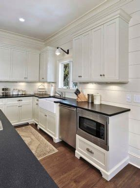 Kitchens With Shiplap Walls by White Kitchen Island With Stainless Steel Top Foter