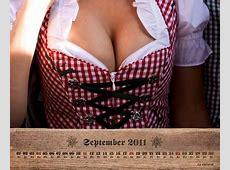 Oktoberfest il Calendario Hot Oktoberfest