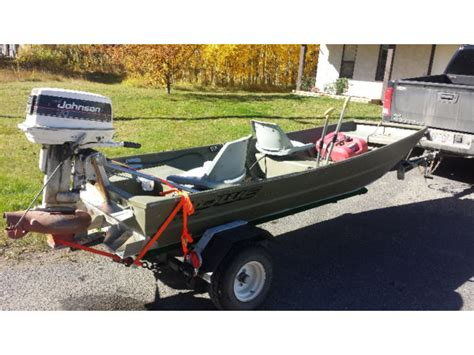 Jon Boats For Sale Manitoba by Lowe 1236 For Sale Canada