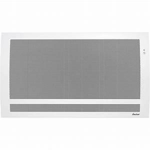 Radiateur à Rayonnement : radiateur lectrique rayonnement sauter sundoro 1500 w ~ Melissatoandfro.com Idées de Décoration