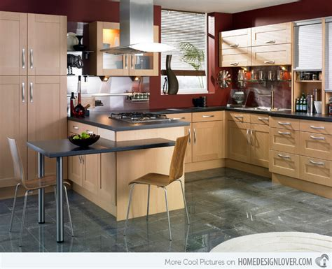 lovely built  kitchen tables decoration  house