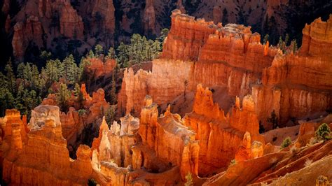 Bryce Canyon National Park Utah United States Wallpapers