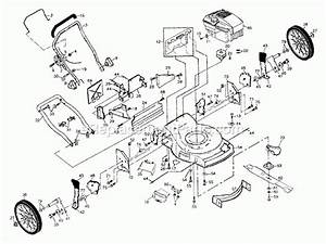 Poulan Pro Riding Mower Parts Diagram