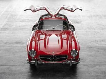 Mercedes Ali Di Gabbiano D Epoca Prezzo - mercedes classe sl w 198 i d epoca in vendita