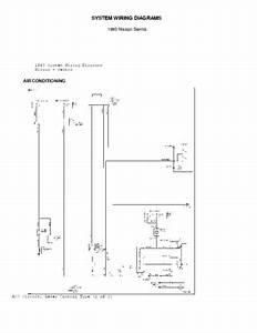 Service Manual   Nissan 90