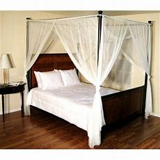 Casablanca Palace Four Poster Bed Canopy Net  Shabbychic
