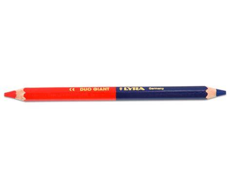 blau und rot ergibt zweifarbstift blau und rot betzold ch