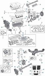 Cj And Full Size V8 Engine Parts